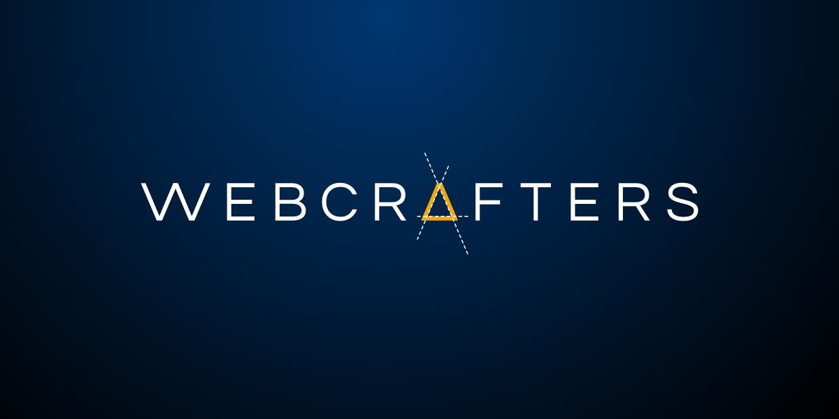 webcrafters-met achtergrond